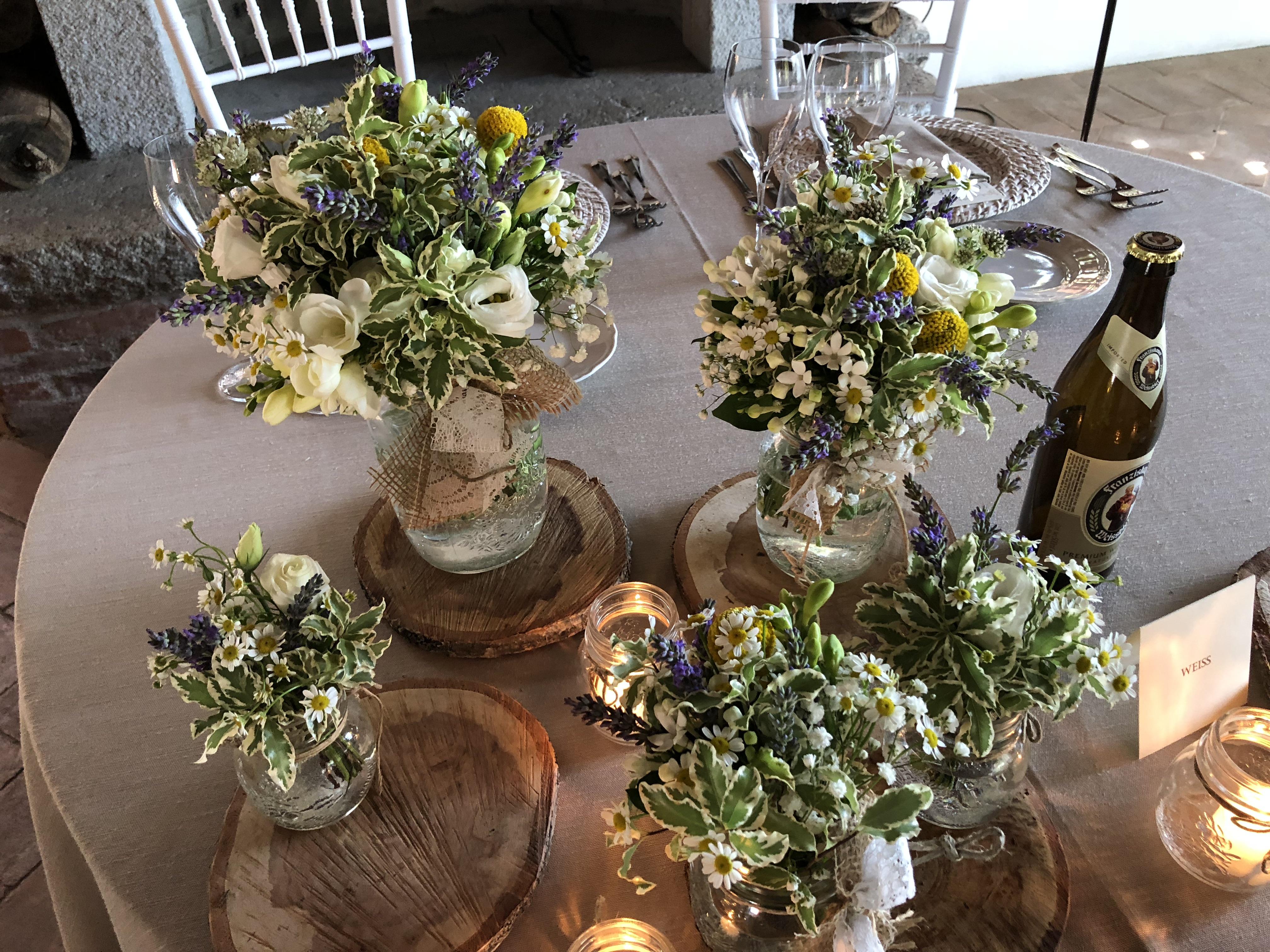 Matrimonio Rustico Moderno : Matrimonio rustico rita milani floral designer